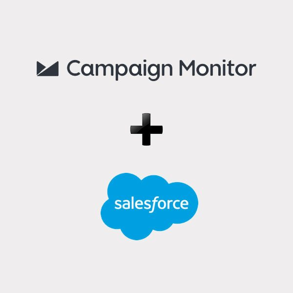 Phancybox Sales Force integrates with Campaign Monitor