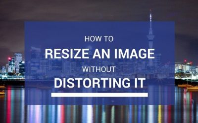 How to Resize an Image without distorting it
