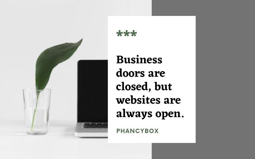 NZ business doors are closed, but websites are always open